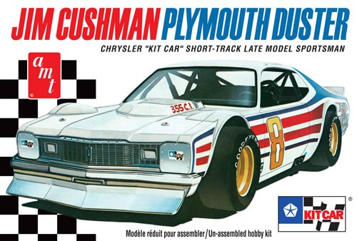 1976 Cushman Plymouth Duster From AMT