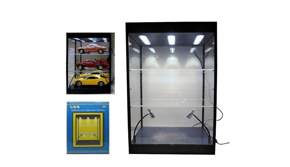 Display Cases in Ferntree Gully | Models & Hobbies 4 U
