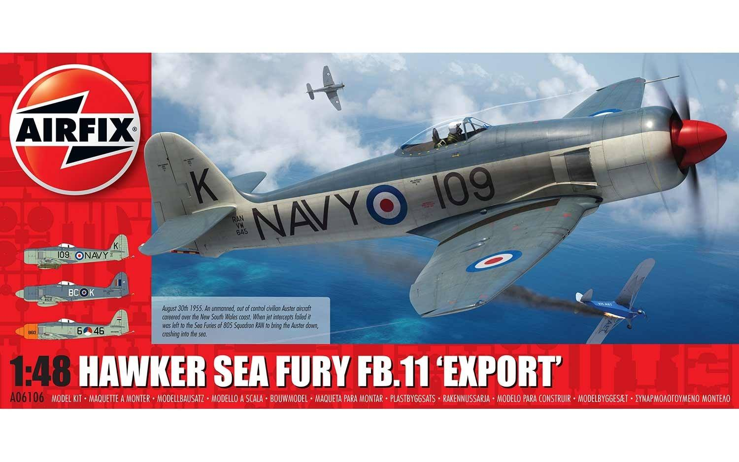 Hawker Sea Fury FB.11 R.A.N.