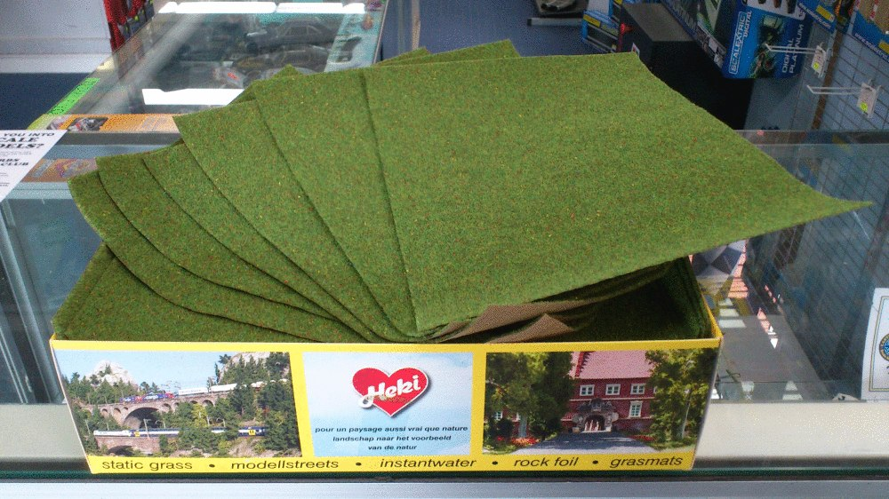 Grass Mini Mat
