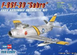 F-86F-30 Sabre From Hobby Boss