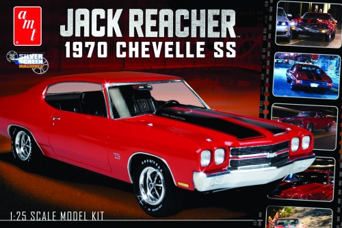 Jack Reacher 1970 Chevy Chevelle SS From AMT