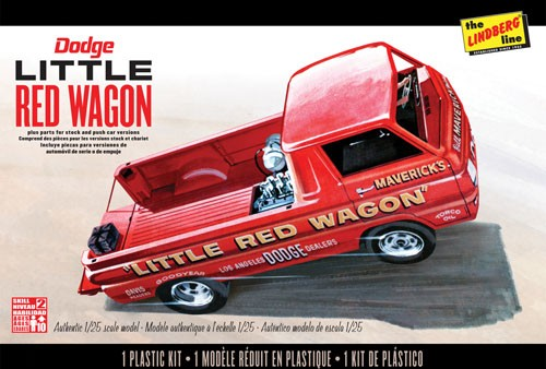 "Dodge ""Little Red Wagon"""