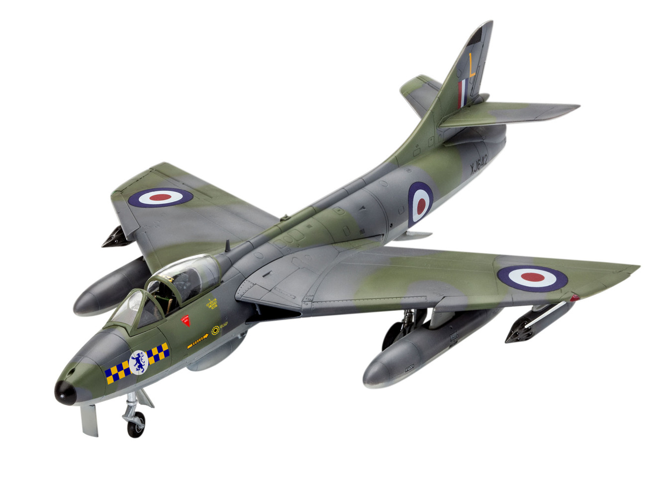 RAF: Hawker Hunter FGA