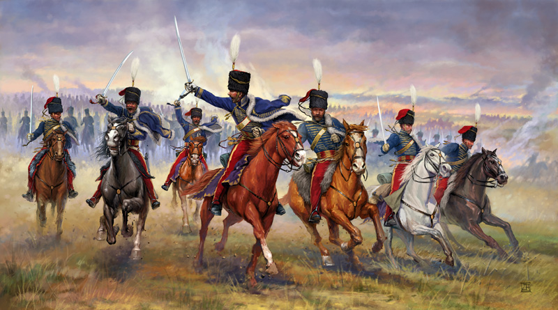BRITISH 11th HUSSARS