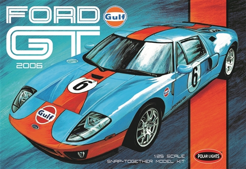 Ford GT 2006 Snap Kit