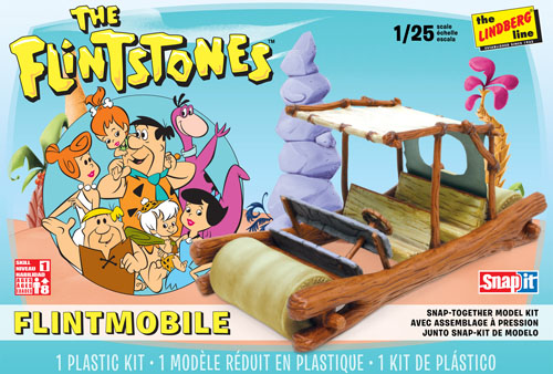 Flintstones Flintmobile