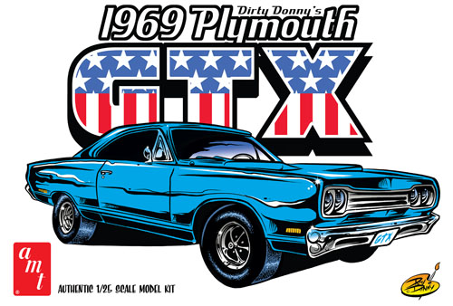 Dirty Donny 1969 Plymouth GTX