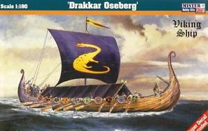 Drakar Oseberg Viking Ship