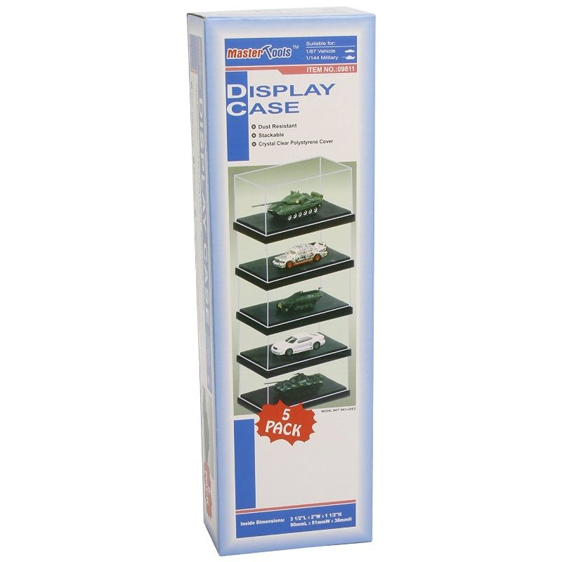 Display Case 90 x 51 x 38mm Pack Of 5