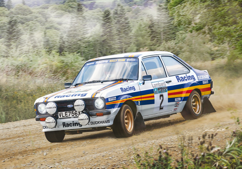 Ford Escort RS 1800 Mk.II Lombard RAC Rally