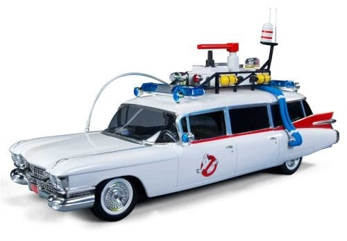 Ghostbusters Ecto-1 Snap Kit