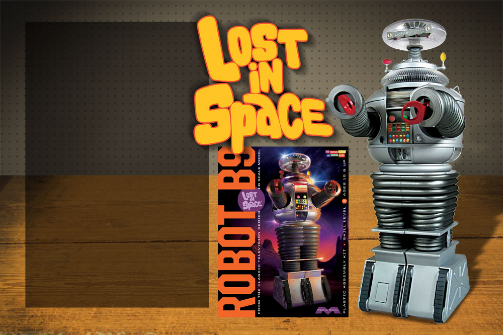Lost In Space Robot B9