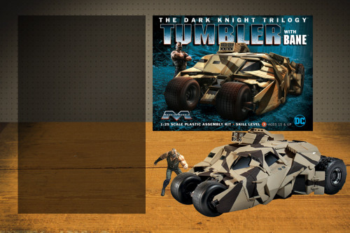 Dark Knight Armored Tumbler w/ Bane