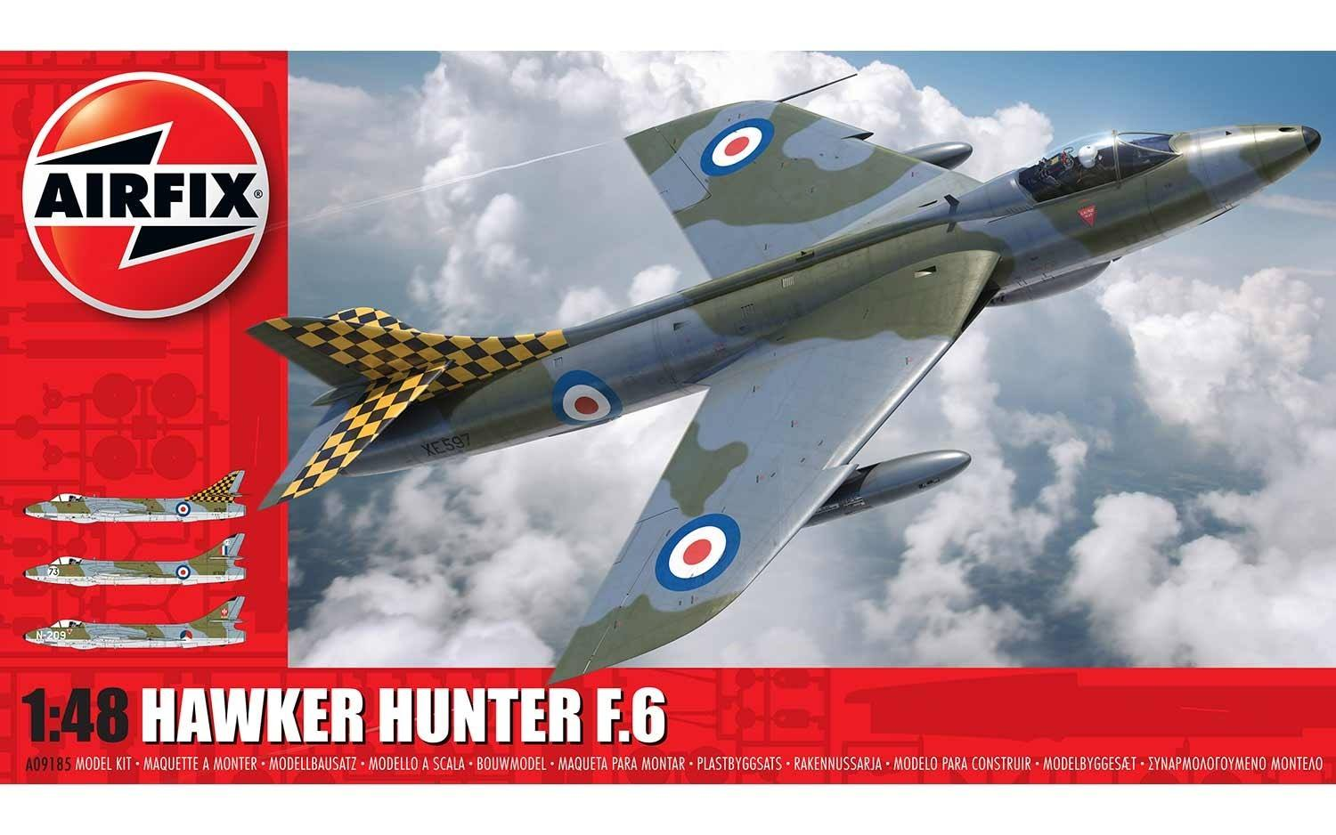 Hawker Hunter F6