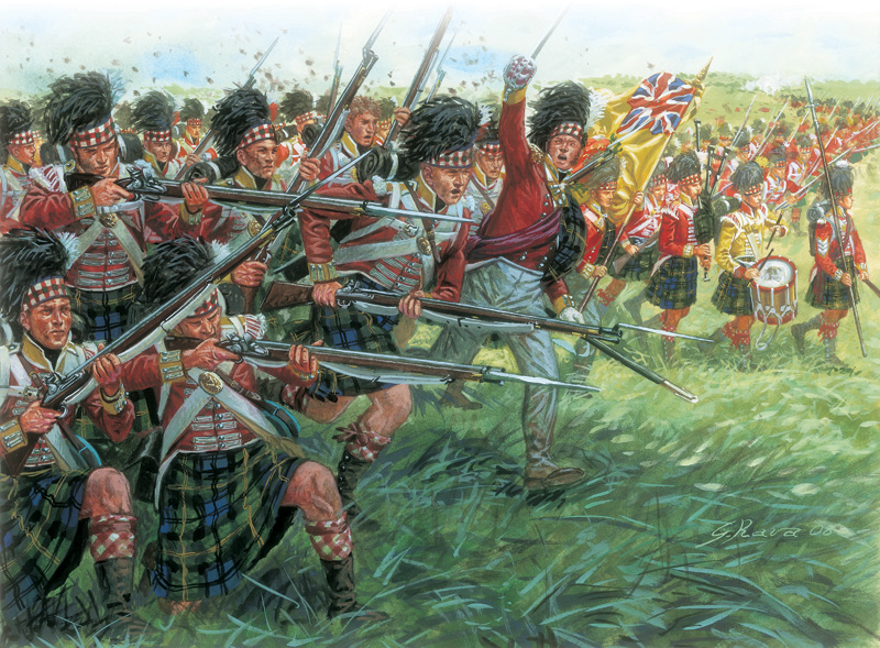 Scots Infantry