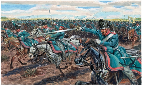 Prussian Cavalry