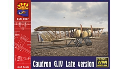 Caudron G.IV Late version