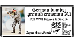 German bomber ground crewman N.1