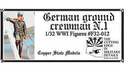 German ground crewman N.1
