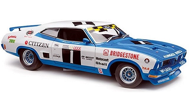 Ford XB Falcon, Bathurst 1975 Goss/Bartlett