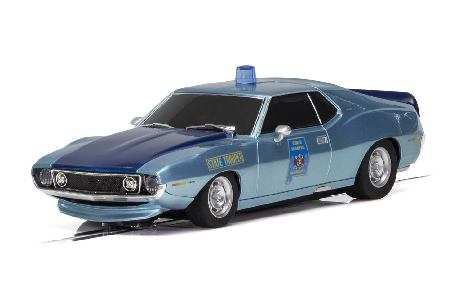 AMC Javelin Alabama State Trooper