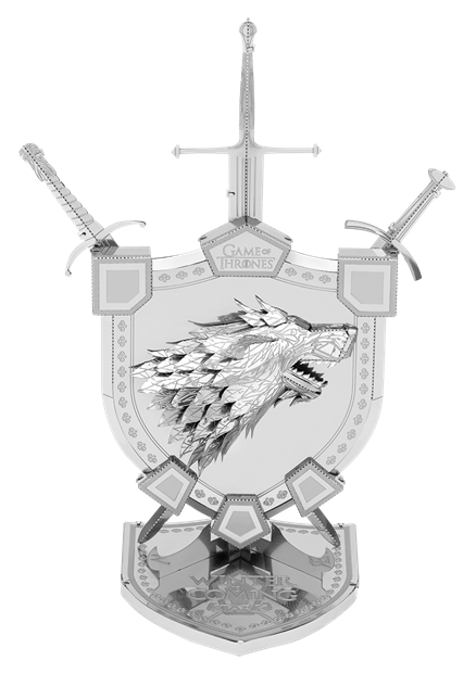 Game of Thrones House Stark Sigil