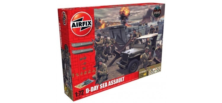 75TH Anniversary D-Day Sea Assault Set