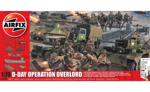 D-Day 75th Anniversary Operation Overlord Set