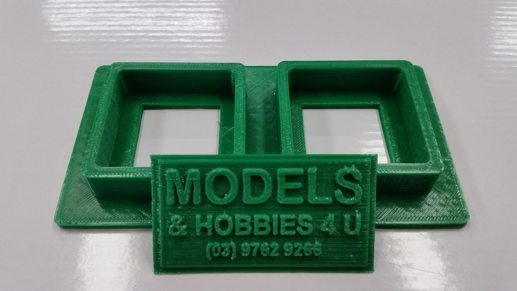 Tamiya Glue Holder Double