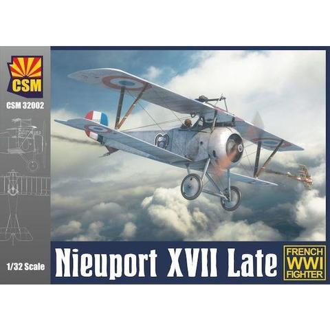 Nieuport XVII Late version