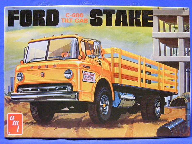 Ford Stake Truck