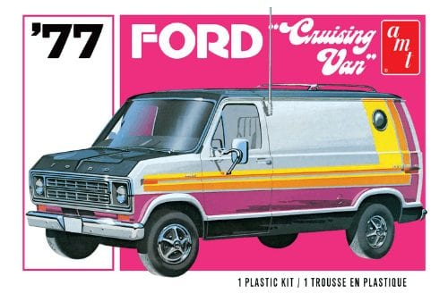 AMT 1977 Ford Cruising Van