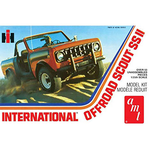 International Off Road Scout SSII