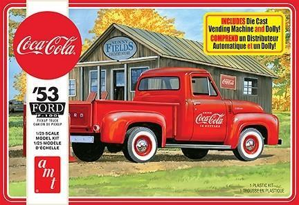1953 Ford Coca Cola Pickup