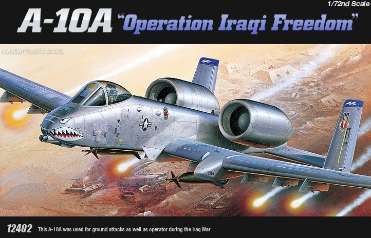 A-10 Thunderbolt Operation Iraq Freedom