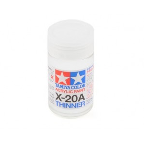 X-20A Acrylic Thinner 46ml
