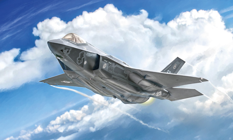 RAAF F-35 A LIGHTNING II CTOL version