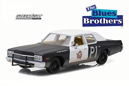1974 Dodge Monaco Blues Mobile Blues Brothers Movie