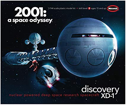 2001 A Space Odyssey Discovery XD-1