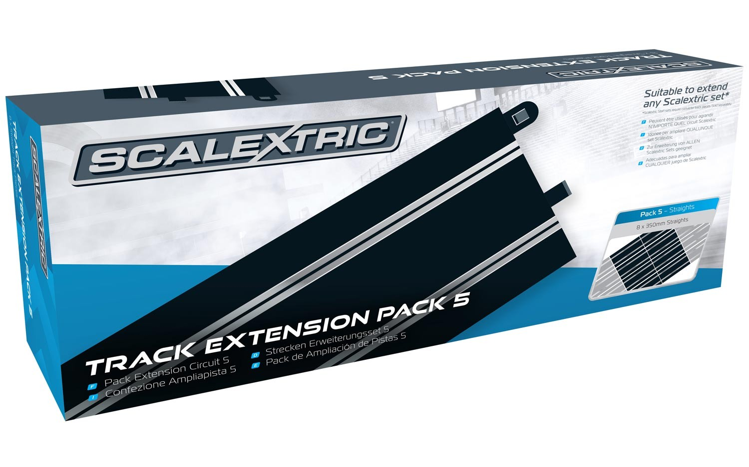 Track Extension Pack 5