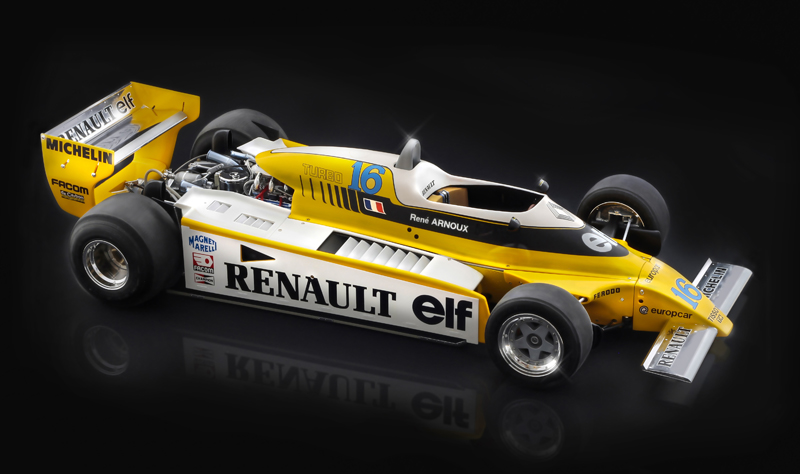 RENAULT RE 20 Turbo