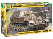Elefant Sd.Kfz.184 Plastic Model Kit