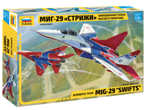 Russian Aerobatic Team MIG-29 SWIFTS