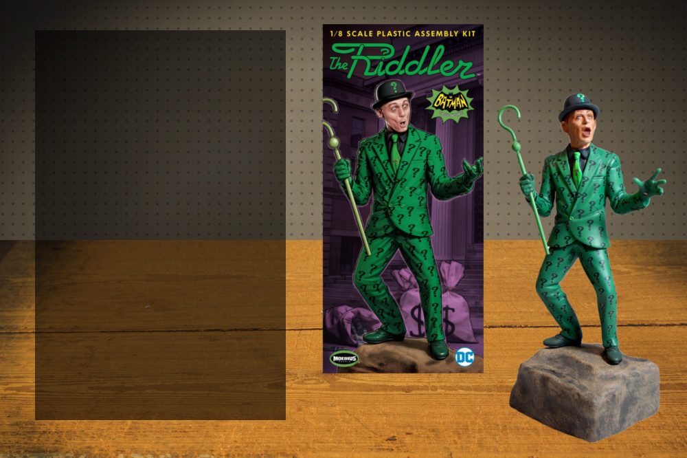 Batman - 1966 Riddler