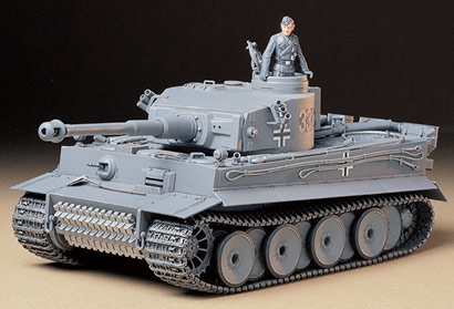 Tiger I Early Production