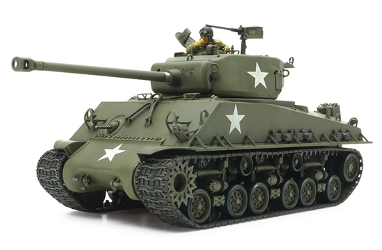 "U.S. Medium Tank M4A3E8 Sherman ""Easy Eight"" European Theater"