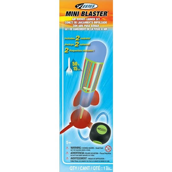 Mini Blaster Air Rocket