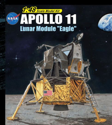"Apollo 11 Lunar Module ""Eagle"""