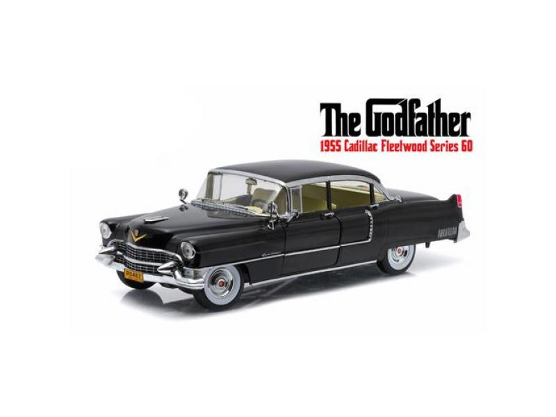 The Godfather (1972) 1955 Cadillac Fleetwood